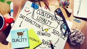 How to build customer loyalty