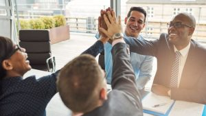Motivating Employees In A Team Environment