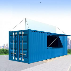 Converted Container Rental Business Plan