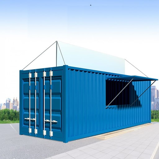 Converted Shipping Container Rental Business Plan Template
